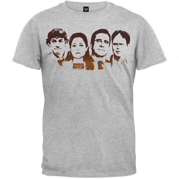 The Office - Dunder Rushmore T-Shirt