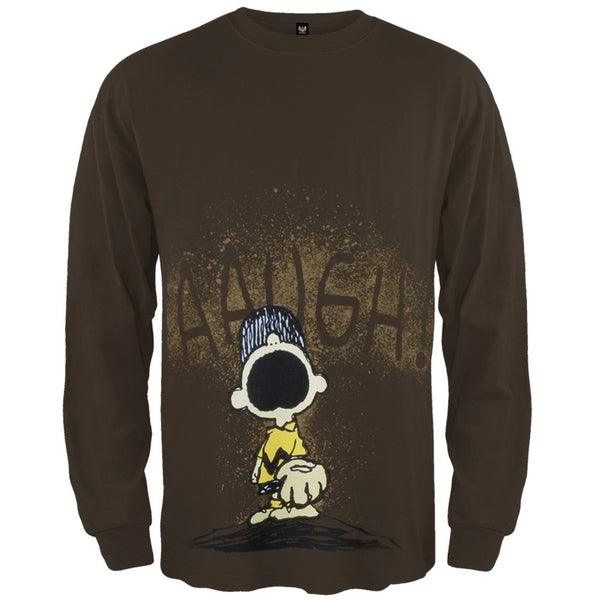 Peanuts - Augh Band Long Sleeve