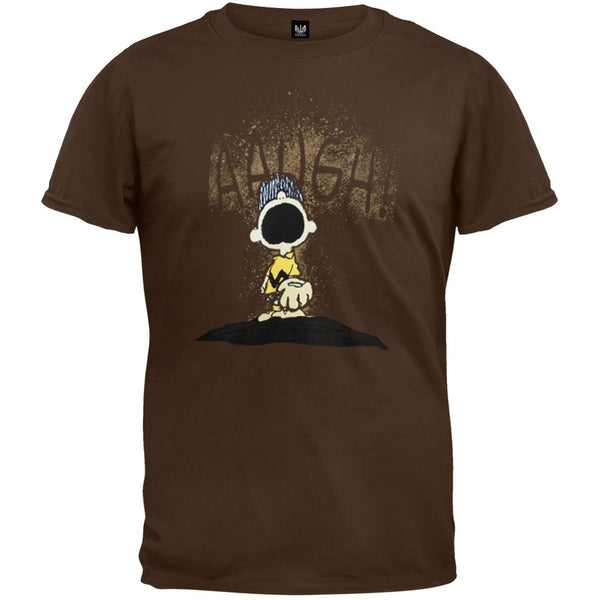 Peanuts - Augh Band Youth T-Shirt