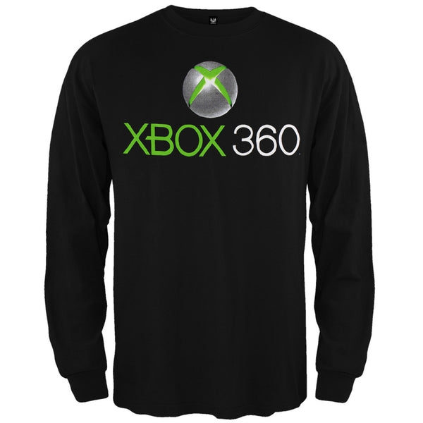 X-BOX 360 - Logo Long Sleeve
