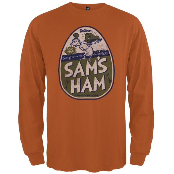Dr. Seuss - Sam's Ham Long Sleeve