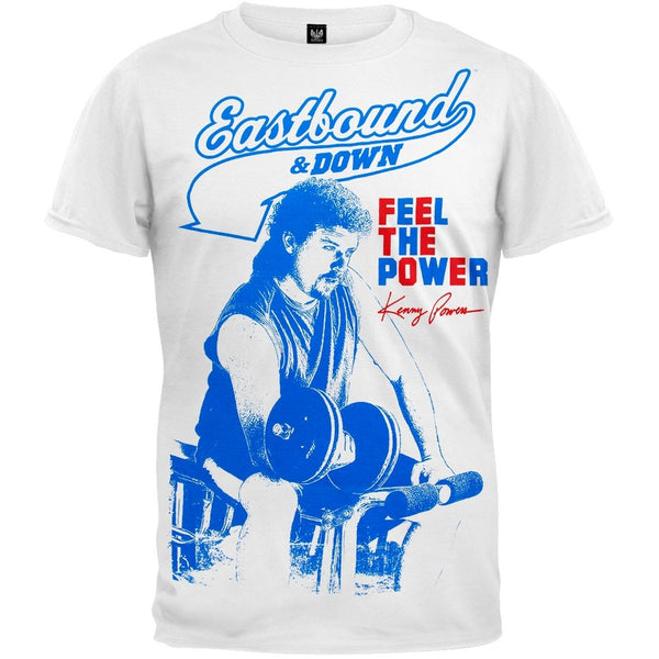 Eastbound and Down - Feel The Power T-Shirt