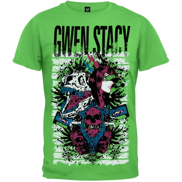 Gwen Stacy - Girl Collage T-Shirt