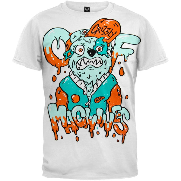 Of Machines - Griz T-Shirt
