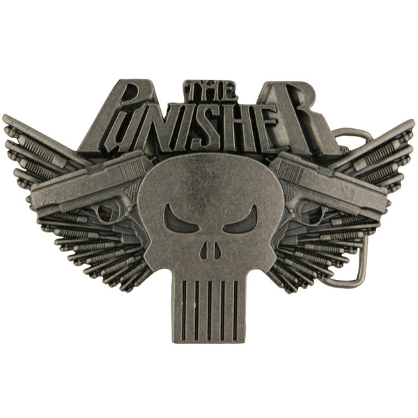 Punisher - Wings Logo Belt Buckle