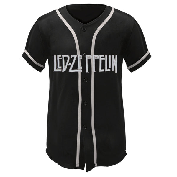 Led Zeppelin - US 77 Baseball Jersey