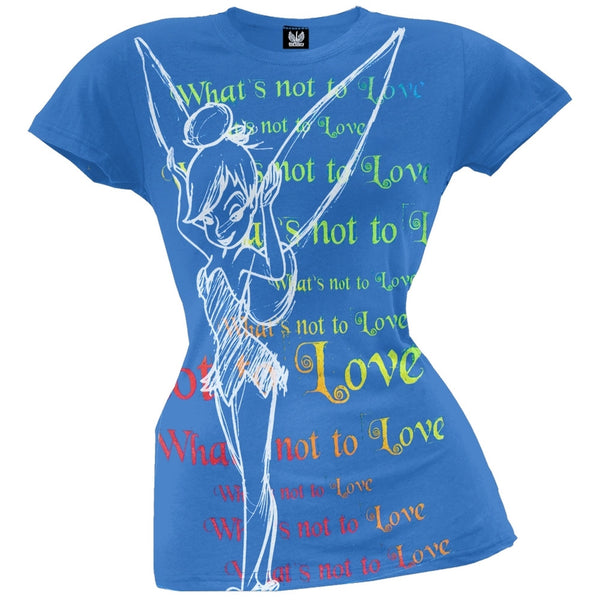Tinkerbell - Love Juniors T-Shirt