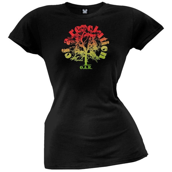 O.A.R. - Vine Juniors T-Shirt