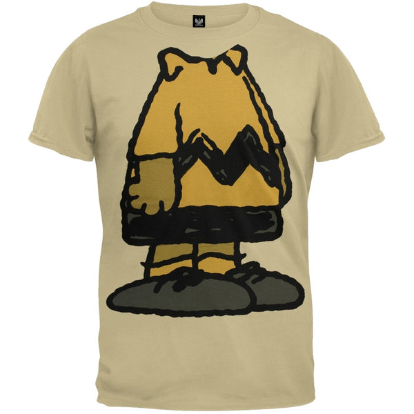 Peanuts - No Head Charlie Brown Costume T-Shirt