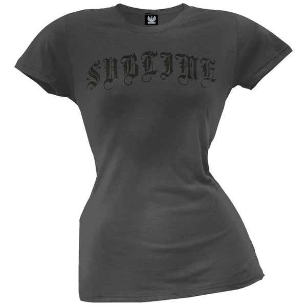 Sublime - Logo Juniors T-Shirt