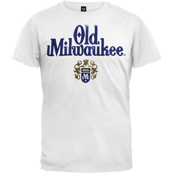 Old Milwaukee - Distress Logo T-Shirt