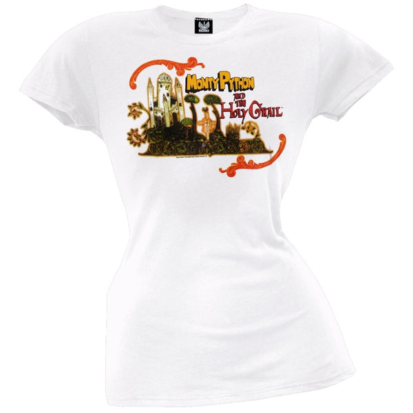 Monty Python - Holy Grail Juniors T-Shirt