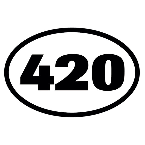 420 Decal