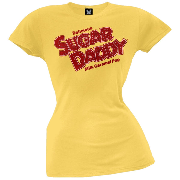 Sugar Daddy - Stud Logo Juniors T-Shirt