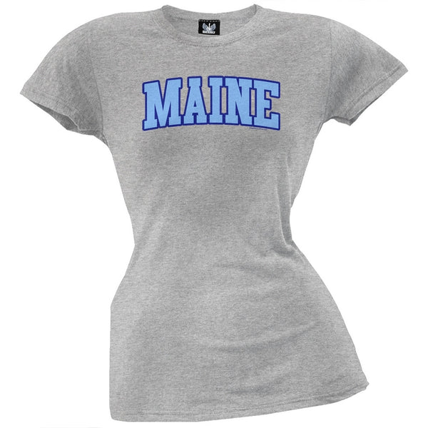 Maine Juniors T-Shirt