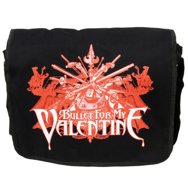 Bullet For My Valentine - Sword Burst Messenger Bag