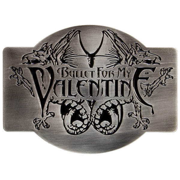 Bullet For My Valentine - Creatures Belt Buckle