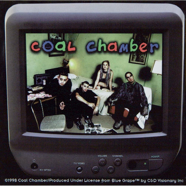 Coal Chamber - TV Group Shot Decal