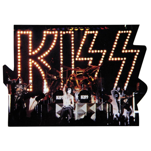 Kiss - On Stage Decal