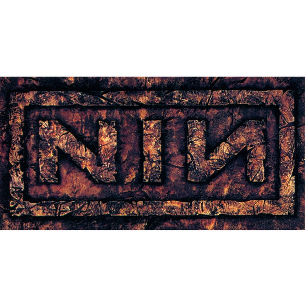 Nine Inch Nails - Vinyl Logo Decal