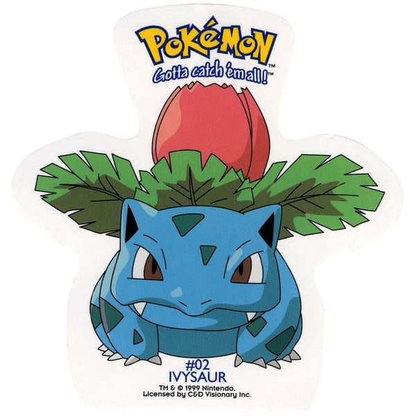 Pokemon - Ivysaur #02 Decal