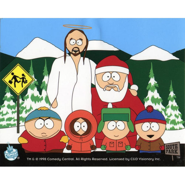 South Park - Christmas Crew Decal