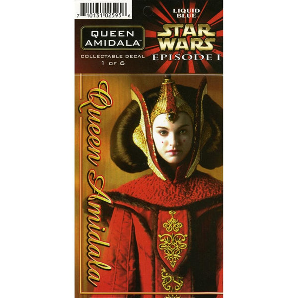 Star Wars - Queen Amidala Decal