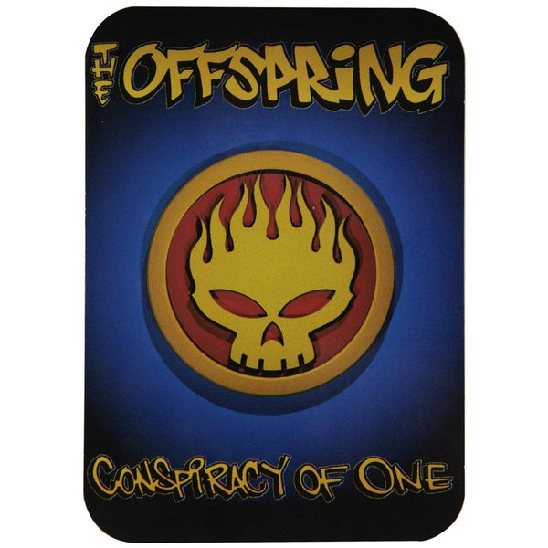 The Offspring - Conspiracy of One Decal