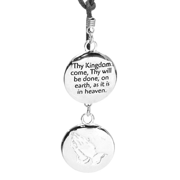 Wearable Words - Kingdom Necklace