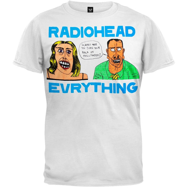 Radiohead - Everything Soft T-Shirt