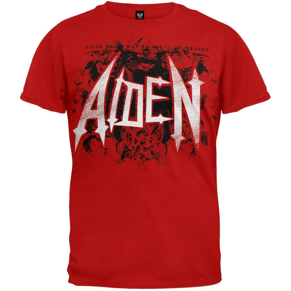 Aiden - Satan Never Was An Angel T-Shirt