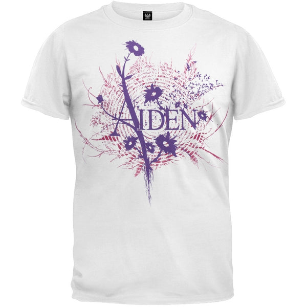 Aiden - Flowers T-Shirt