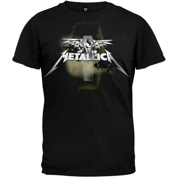 Metallica - Seek Wings Coffin T-Shirt