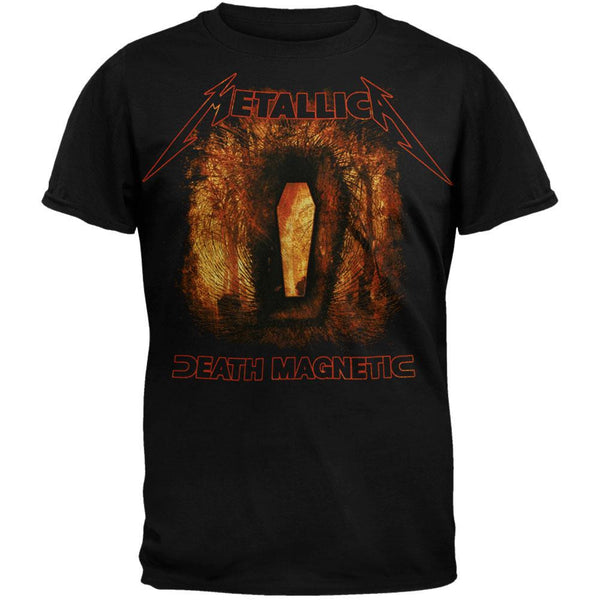 Metallica - Tree Coffin T-Shirt
