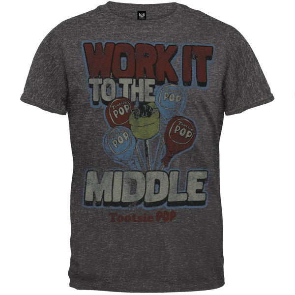 Tootsie Roll - Work It Soft T-Shirt