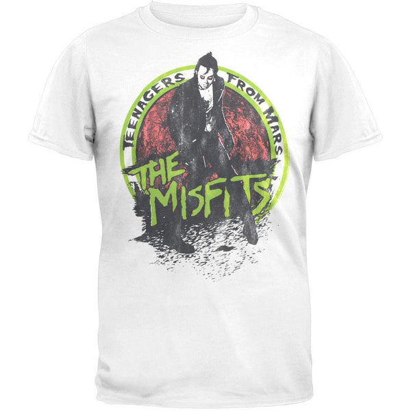 Misfits - Teenagers From Mars Soft T-Shirt