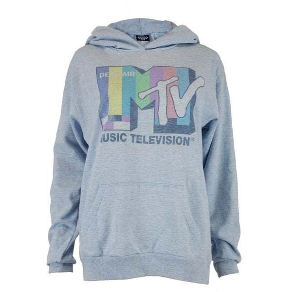 MTV - Color Bars Juniors Pullover Hoodie