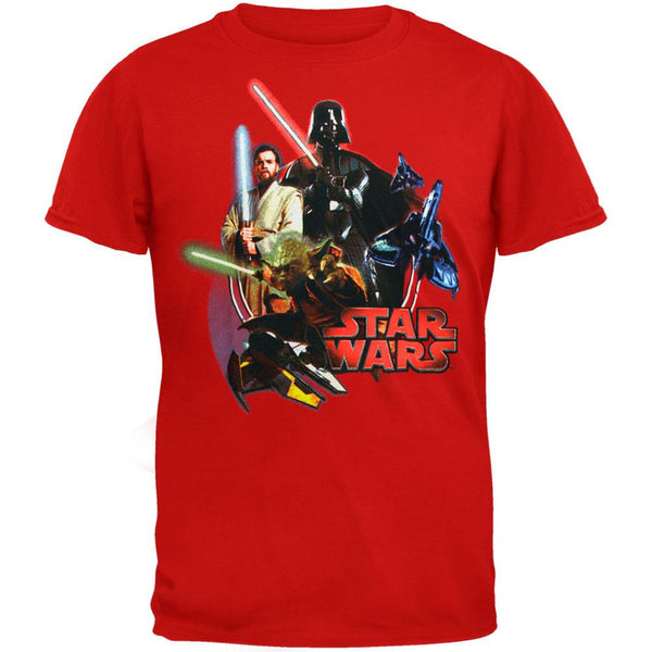 Star Wars - Lightsabers Juvy T-Shirt