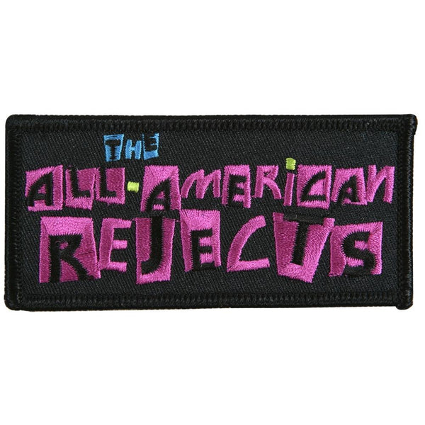 All-American Rejects - Logo Patch