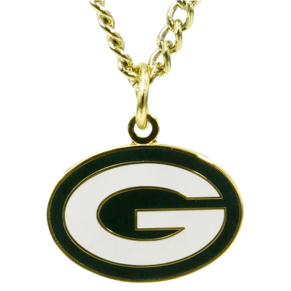 Green Bay Packers - Logo Necklace