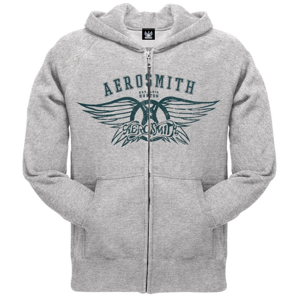 Aerosmith - Boston Zip Hoodie