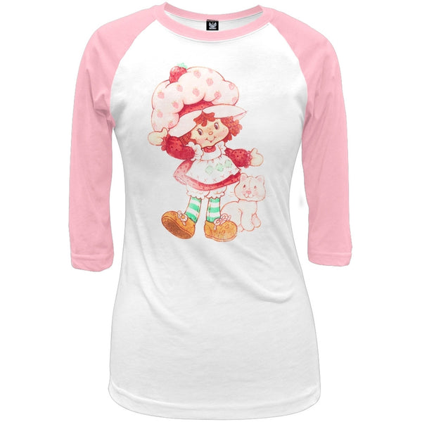 Strawberry Shortcake - Classic Juniors Raglan