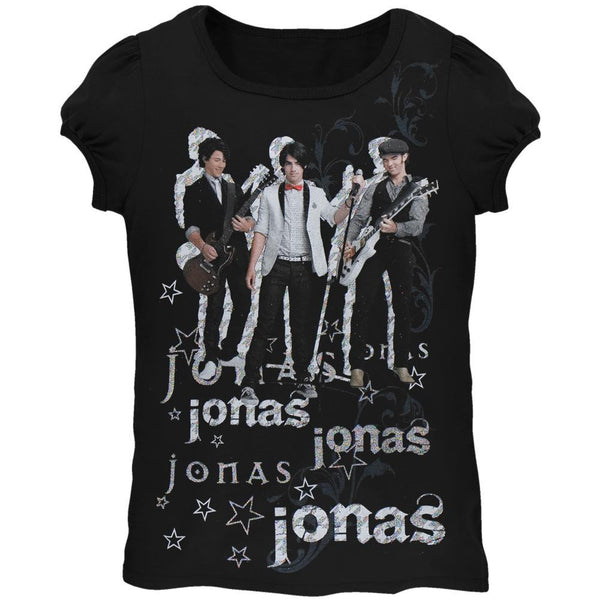 Jonas Brothers - Bro's For Life Girl's T-Shirt