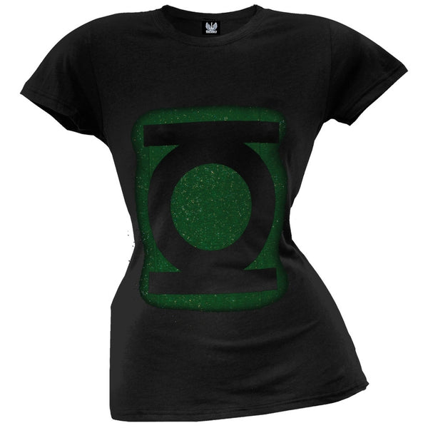 Green Lantern - Giant Logo Juniors T-Shirt