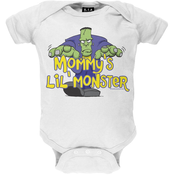 Halloween Mommy's Lil' Monster Baby One Piece