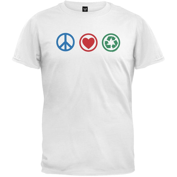 Earth Day - Love Recycle T-Shirt