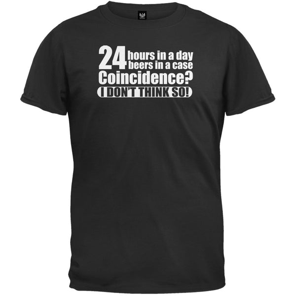 24 Hours 24 Beers T-Shirt
