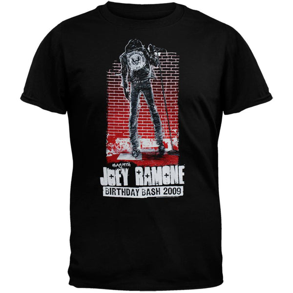 Ramones - Joey Sketchy Silhoutte T-Shirt
