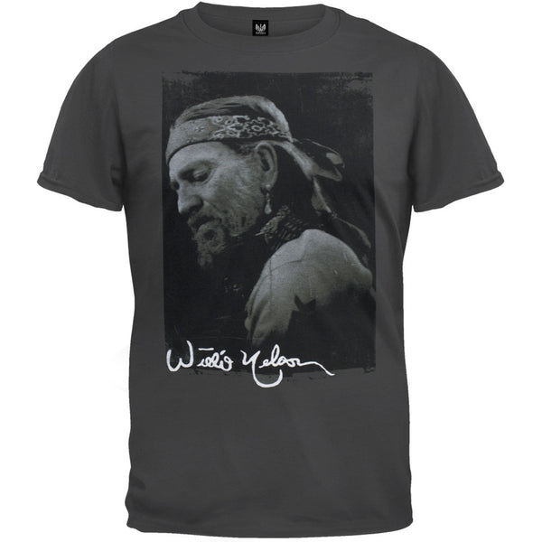 Willie Nelson - Signature T-Shirt
