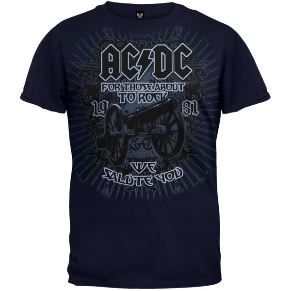 AC/DC - Stand Up Soft T-Shirt